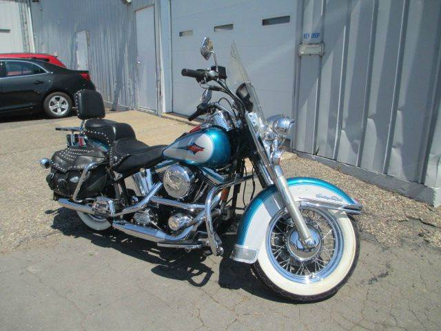 1995 Harley Davidson Heritage Softail Classic In Wisconsin