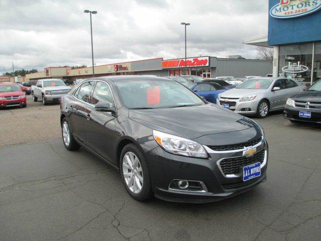 2015 chevrolet malibu lt 4dr sedan w 2lt in wisconsin. Black Bedroom Furniture Sets. Home Design Ideas