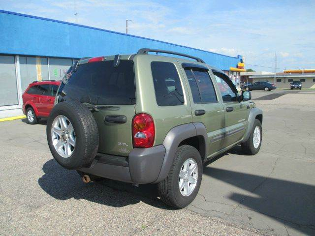 2003 Jeep Liberty Sport 4dr 4wd Suv In Wisconsin Rapids Wi