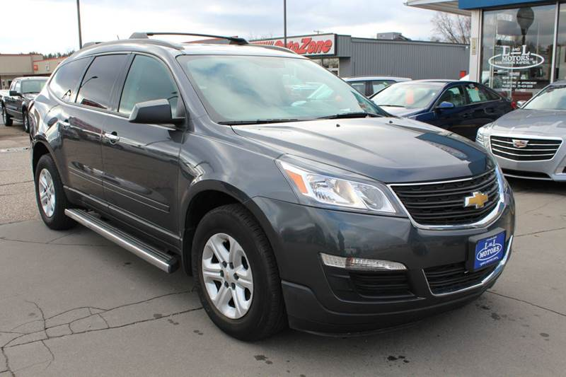 2014 Chevrolet Traverse Awd Ls 4dr Suv In Wisconsin Rapids