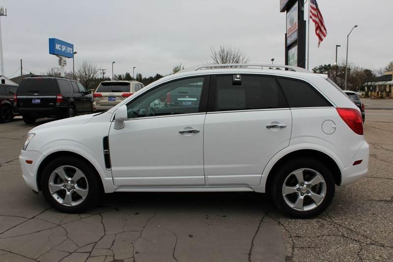 2014 Chevrolet Captiva Sport Lt 4dr Suv In Wisconsin