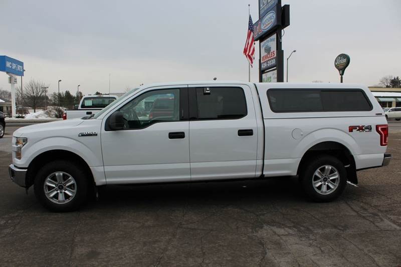 2015 Ford F 150 4x4 Xlt 4dr Supercrew 6 5 Ft Sb In
