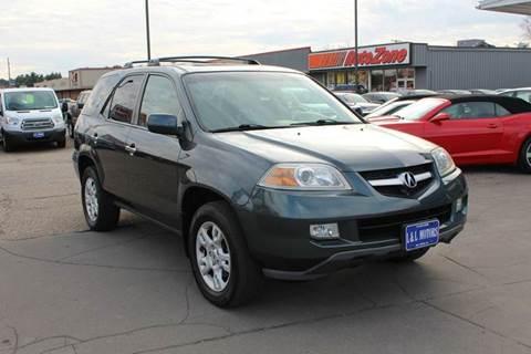2005 Acura MDX