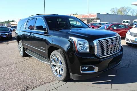 2015 GMC Yukon XL for sale in Wisconsin Rapids, WI