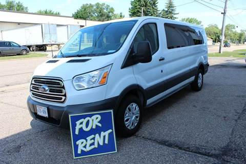 2015 Ford Transit Wagon For Sale In Wisconsin