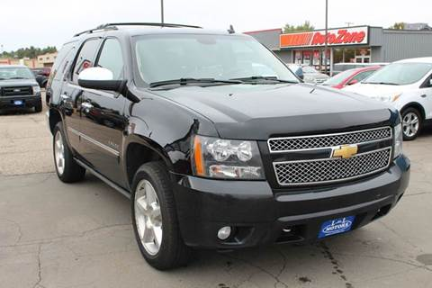 2013 Chevrolet Tahoe for sale in Wisconsin Rapids, WI