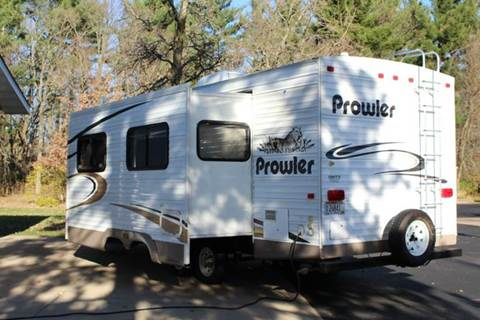 Fleetwood Prowler For Sale Kansas