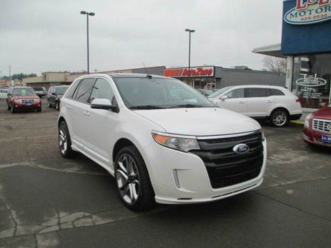 Ford Edge For Sale Wisconsin Rapids Wi