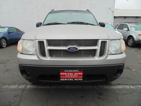 2004 Ford Explorer Sport Trac for sale in Roseville, CA
