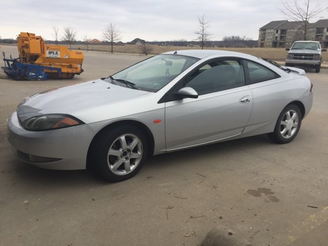 2000 Mercury Cougar 2dr V6 Hatchback In Bixby Ok