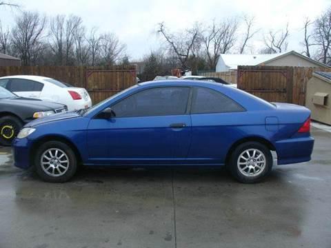 2004 Honda Civic For Sale - Carsforsale.com
