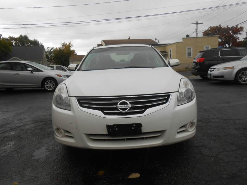 2010 Nissan Altima 2.5 SL 4dr Sedan - Bridgeport CT
