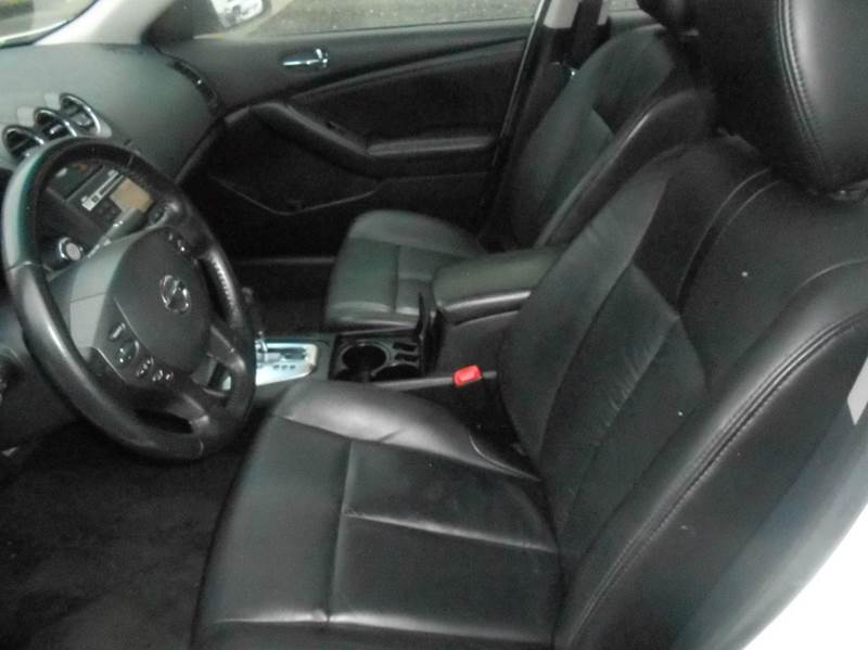 2010 Nissan Altima 2.5 SL 4dr Sedan - Bridgeport CT