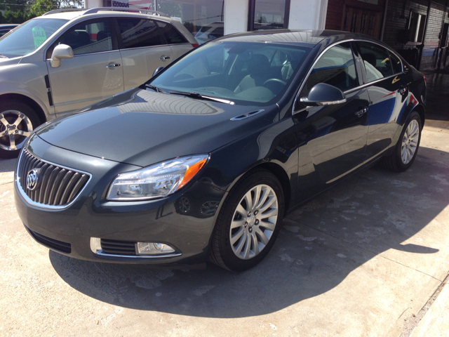 Used 2012 Buick Regal Premium 1 4dr Turbo In Akron In At