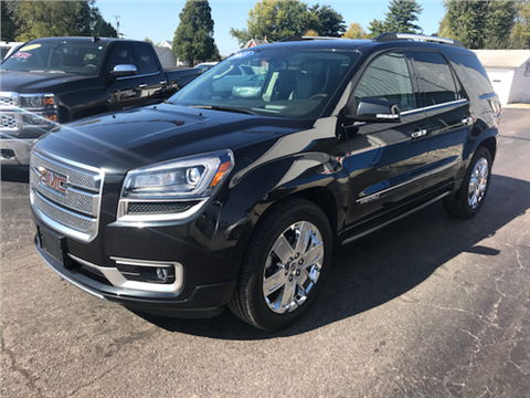 2013 GMC Acadia for sale in Akron, IN