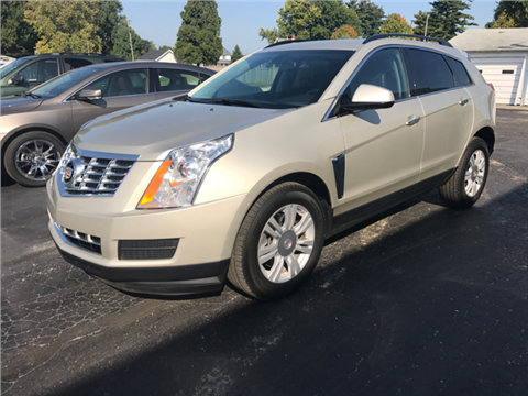 2015 Cadillac SRX for sale in Akron, IN