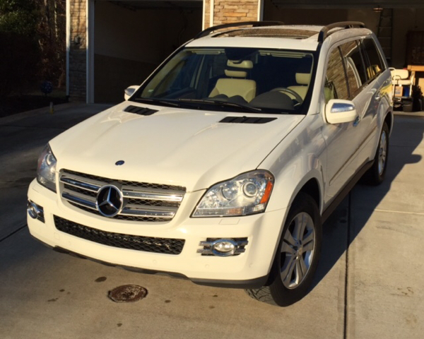 2009 mercedes benz gl class gl450 awd 4matic 4dr suv for for 2009 mercedes benz gl class gl450 4matic