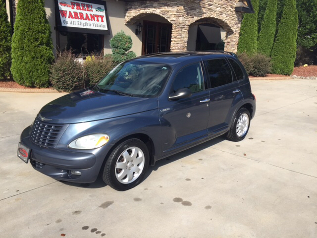 2003 chrysler pt cruiser touring edition 4dr wagon in taylorsville nc hoyle auto sales. Black Bedroom Furniture Sets. Home Design Ideas