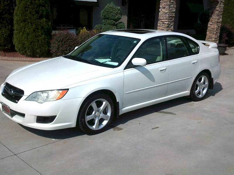 2008 subaru legacy awd 4dr sedan 4a taylorsville nc. Black Bedroom Furniture Sets. Home Design Ideas