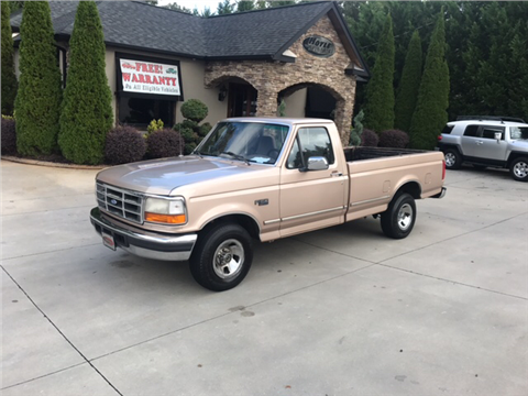 1996 Ford F-150 for sale in Taylorsville, NC