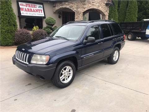 2004 Jeep Grand Cherokee for sale in Taylorsville, NC