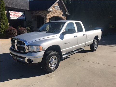 2005 Dodge Ram Pickup 2500 for sale in Taylorsville, NC