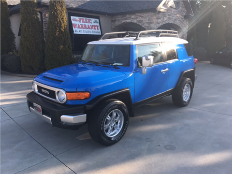 2007 Toyota FJ Cruiser for sale in Taylorsville, NC