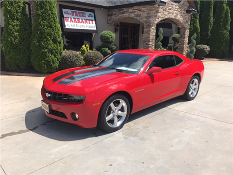 2010 Chevrolet Camaro for sale in Taylorsville, NC
