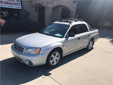 2003 Subaru Baja for sale in Taylorsville, NC