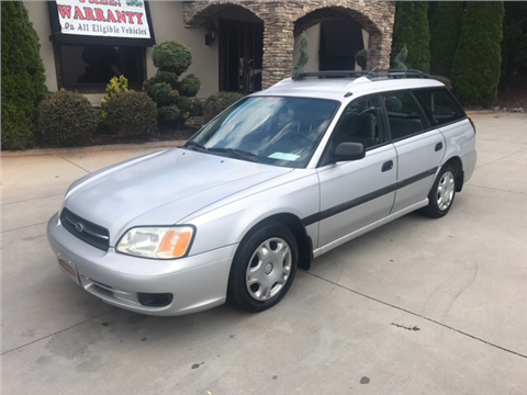 2002 Subaru Legacy for sale in Taylorsville, NC