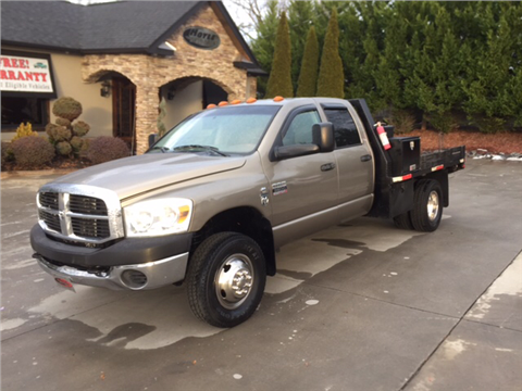 2007 Dodge Ram Pickup 3500 for sale in Taylorsville, NC