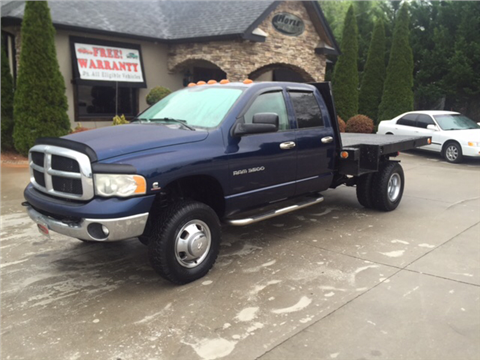 2005 Dodge Ram Pickup 3500 for sale in Taylorsville, NC