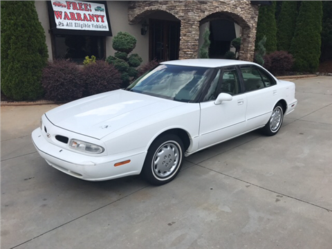 1997 Oldsmobile Eighty-Eight for sale in Taylorsville, NC