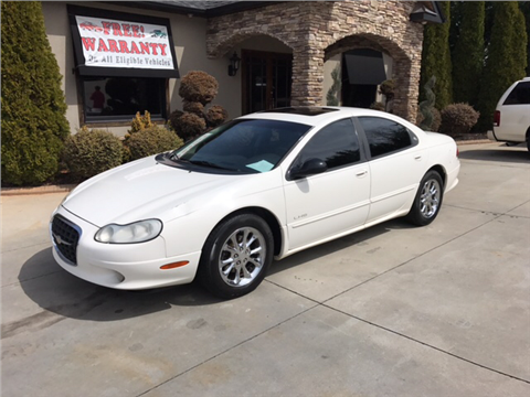 1999 Chrysler LHS for sale in Taylorsville, NC