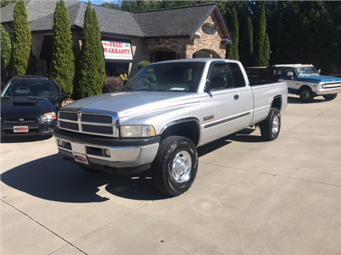 2001 Dodge Ram Pickup 2500 for sale in Taylorsville, NC