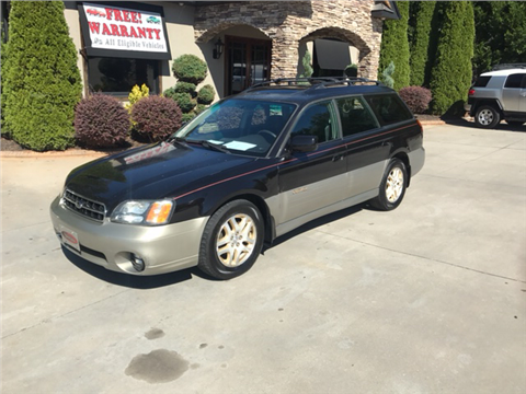 2000 Subaru Outback for sale in Taylorsville, NC