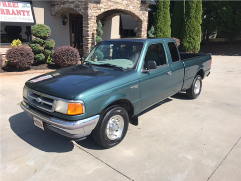 1996 Ford Ranger for sale in Taylorsville, NC