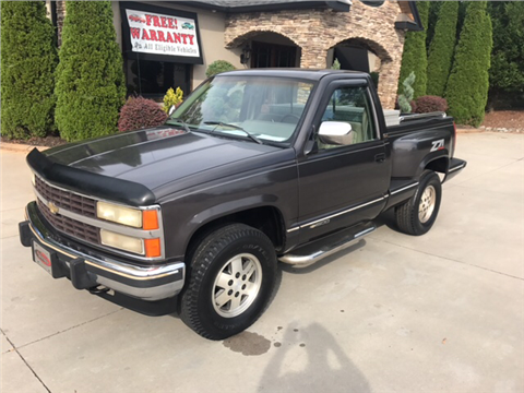 1991 Chevrolet C/K 1500 Series for sale in Taylorsville, NC