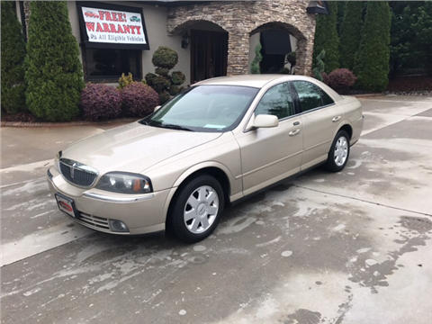 2004 Lincoln LS for sale in Taylorsville, NC