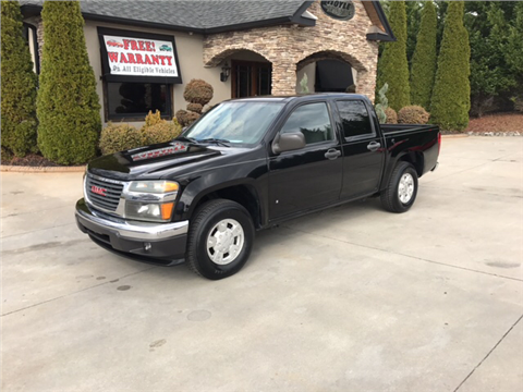 2006 GMC Canyon for sale in Taylorsville, NC
