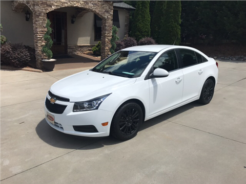 2014 Chevrolet Cruze for sale in Taylorsville, NC