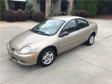 2002 Dodge Neon for sale in Taylorsville, NC