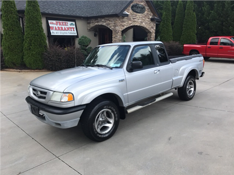 2002 Mazda Truck for sale in Taylorsville, NC