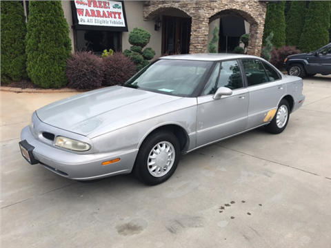 1998 Oldsmobile Eighty-Eight for sale in Taylorsville, NC