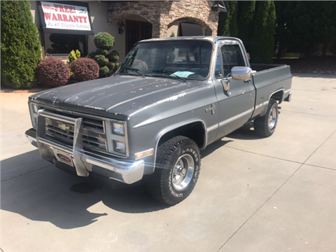 1986 Chevrolet C/K 10 Series for sale in Taylorsville, NC