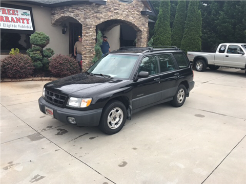 1999 Subaru Forester for sale in Taylorsville, NC