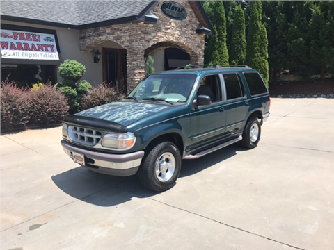 1996 Ford Explorer for sale in Taylorsville, NC