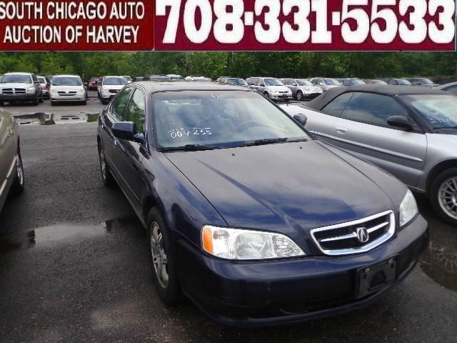 used 2000 acura tl 3 2 4dr sedan in harvey il at south chicago auto auction of harvey. Black Bedroom Furniture Sets. Home Design Ideas