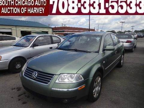 2003 Volkswagen Passat for sale in Harvey IL