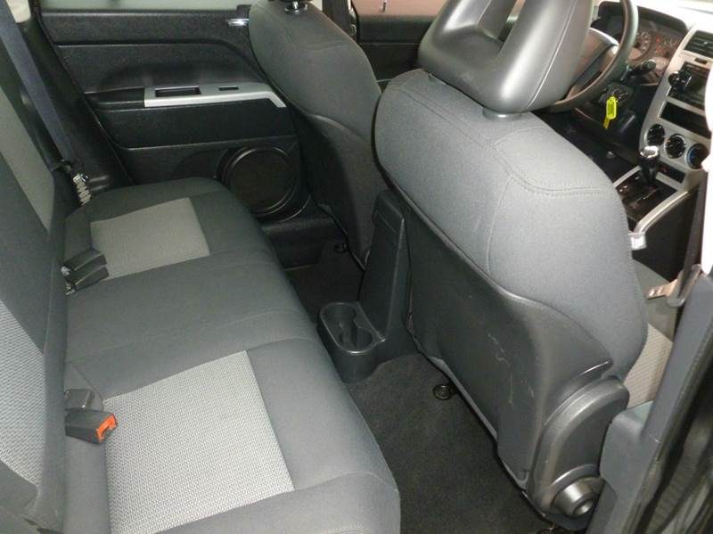 2008 Jeep Patriot Sport 4dr SUV w/CJ1 Side Airbag Package - Houston TX
